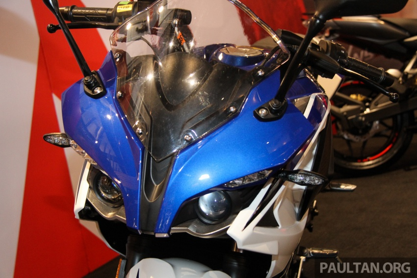 2017 Modenas Pulsar NS200 and RS200 launched – RM9,222 for NS200, RM11,342 for RS200 Image #660793