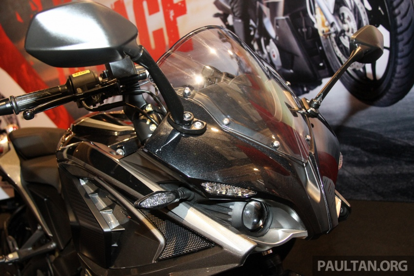 2017 Modenas Pulsar NS200 and RS200 launched – RM9,222 for NS200, RM11,342 for RS200 Image #660832