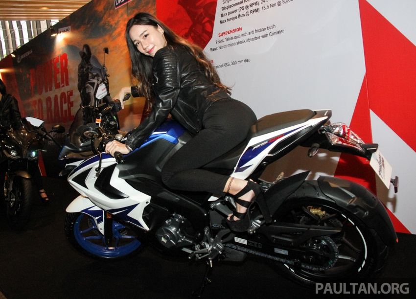 2017 Modenas Pulsar NS200 and RS200 launched – RM9,222 for NS200, RM11,342 for RS200 Image #660846