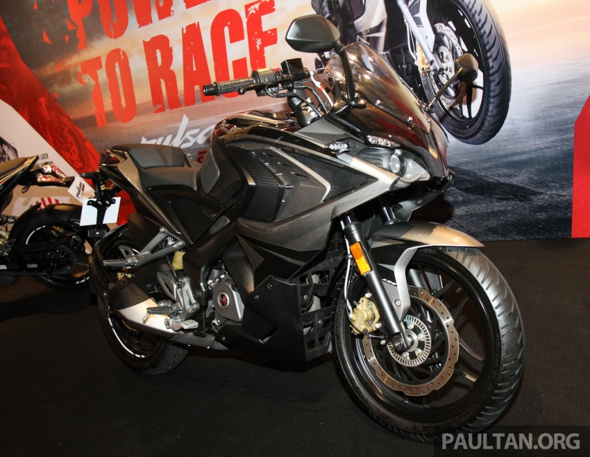 2017 Modenas Pulsar NS200 and RS200 launched – RM9,222 for NS200, RM11,342 for RS200 Image #660796