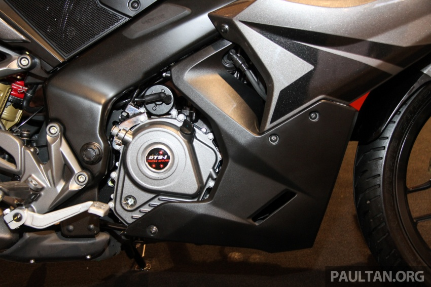 2017 Modenas Pulsar NS200 and RS200 launched – RM9,222 for NS200, RM11,342 for RS200 Image #660798