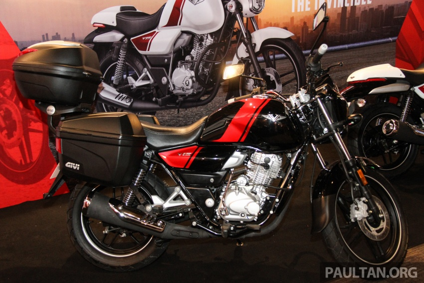 2017 Modenas V15 launched in Malaysia, RM5,989 Image #660886