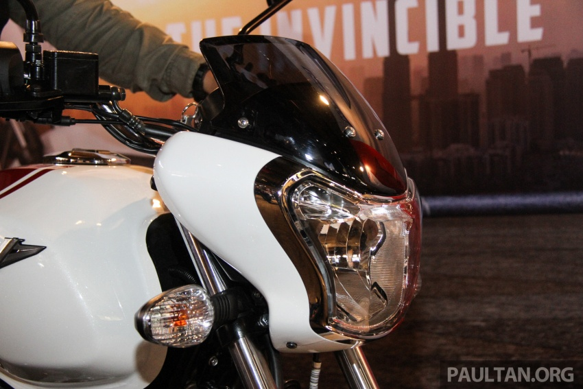 2017 Modenas V15 launched in Malaysia, RM5,989 Image #660899