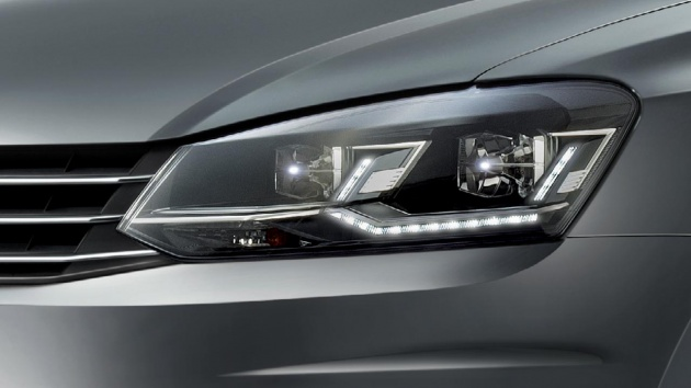 Volkswagen Vento Highline Now With Led Headlights Touchscreen