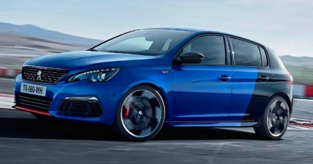 Peugeot 308 Gti Facelift Revealed Ahead Of Schedule