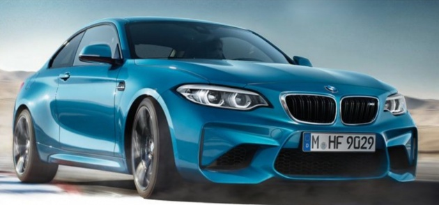Lighter, hardcore 400 hp BMW M2 CSL in the works