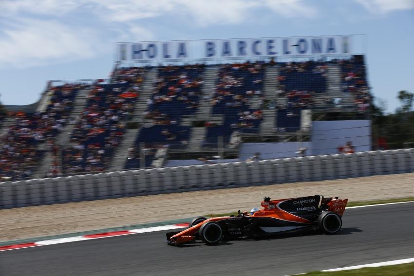2017 Spanish GP – Hamilton victory closes title race Image #658454