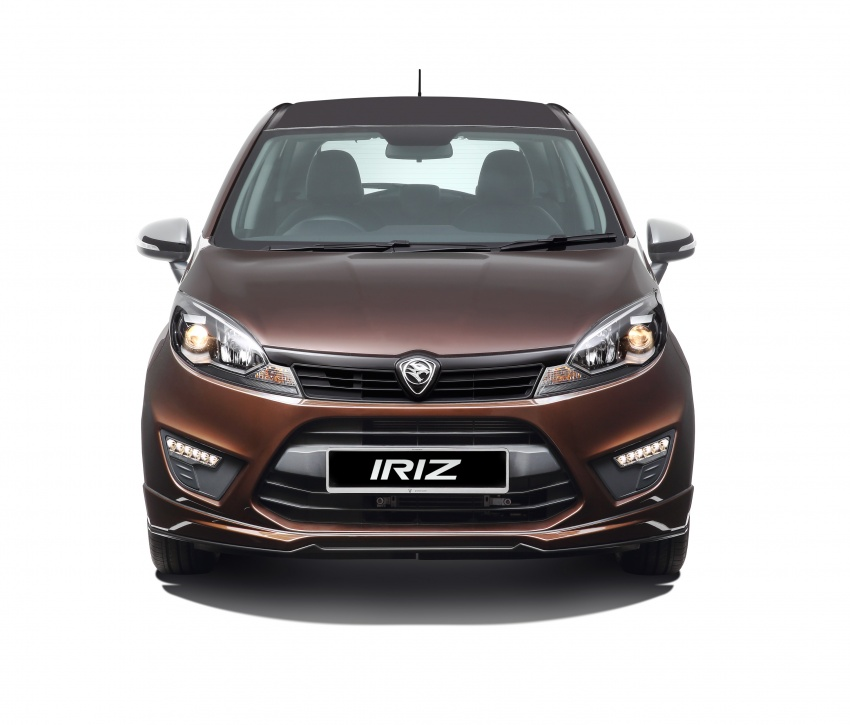 GALLERY: 2017 Proton Iriz preview – full pix, details Image #663137