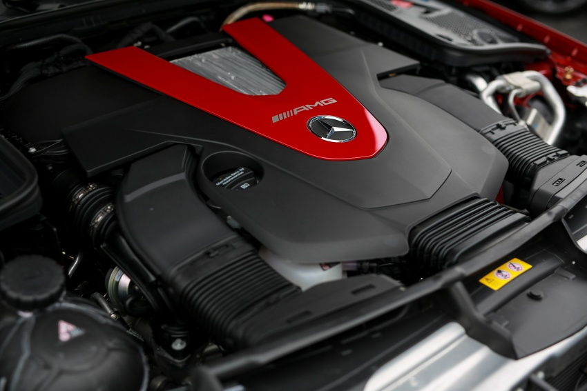 Mercedes-AMG C43 4Matic Sedan and Coupe launched in Malaysia – 362 hp 3.0 litre biturbo V6, RM500k-549k Image #656805