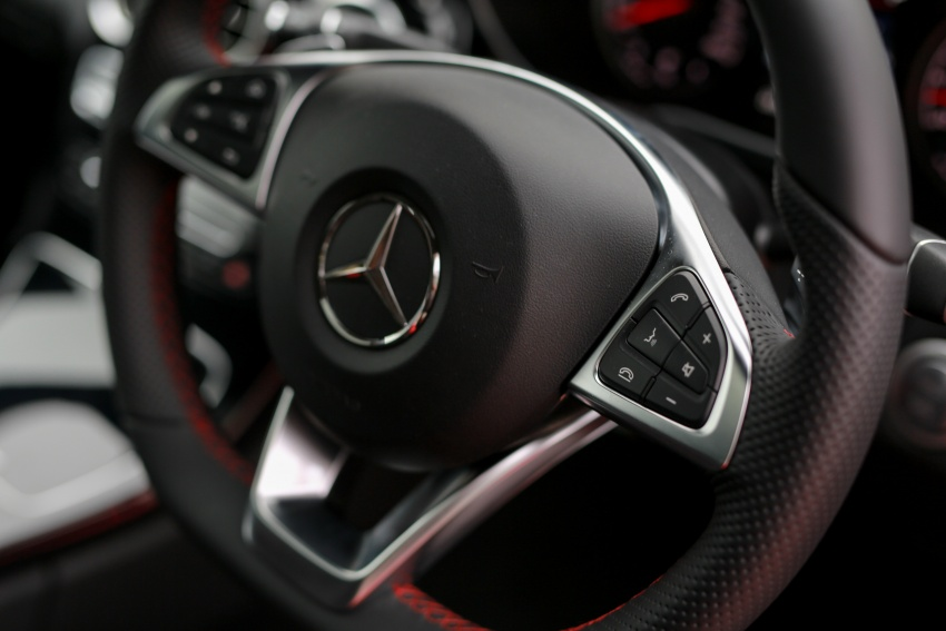 Mercedes-AMG C43 4Matic Sedan and Coupe launched in Malaysia – 362 hp 3.0 litre biturbo V6, RM500k-549k Image #656831