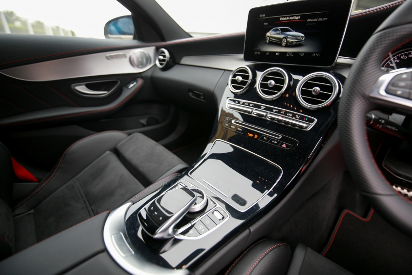Mercedes-AMG C43 4Matic Sedan and Coupe launched in Malaysia – 362 hp 3.0 litre biturbo V6, RM500k-549k Image #656841
