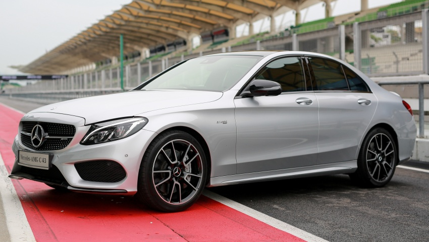 Mercedes-AMG C43 4Matic Sedan and Coupe launched in Malaysia – 362 hp 3.0 litre biturbo V6, RM500k-549k Image #656843