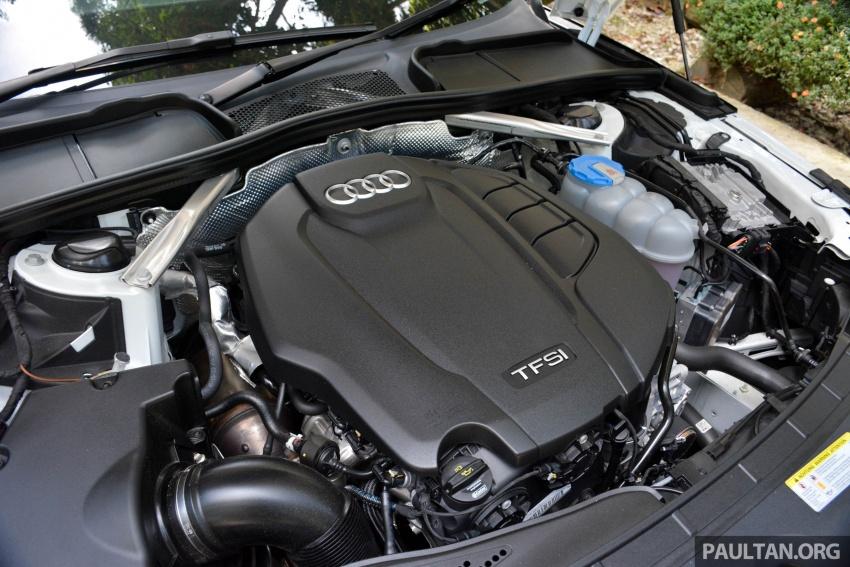 DRIVEN: B9 Audi A4 – 1.4 TFSI, 2.0 quattro sampled Image #666254