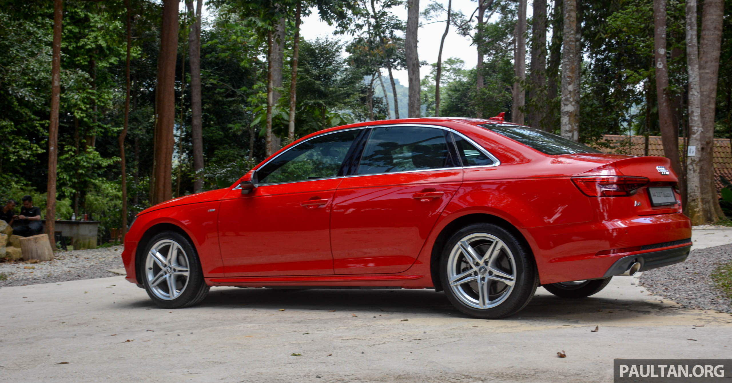 Driven B9 Audi A4 1 4 Tfsi 2 0 Quattro Sampled Image