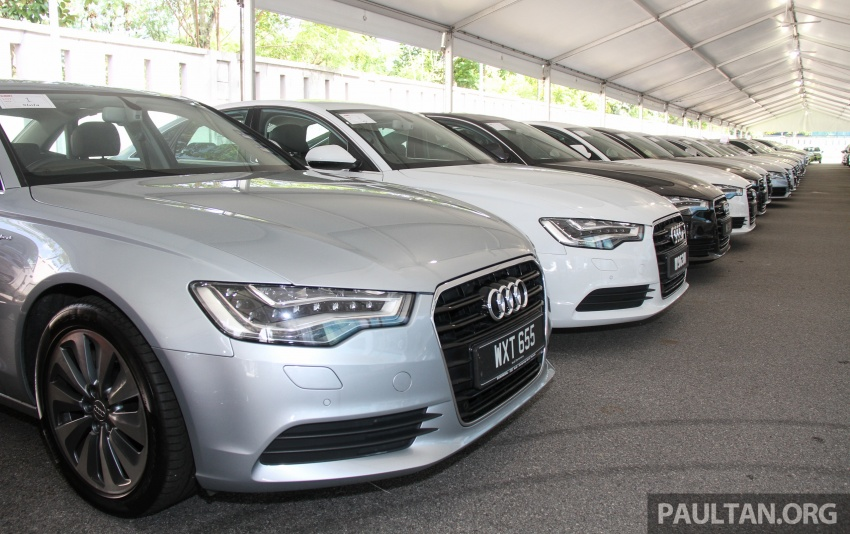 Audi Raya deals – A1 to Q7, prices start from RM70k Image #660593