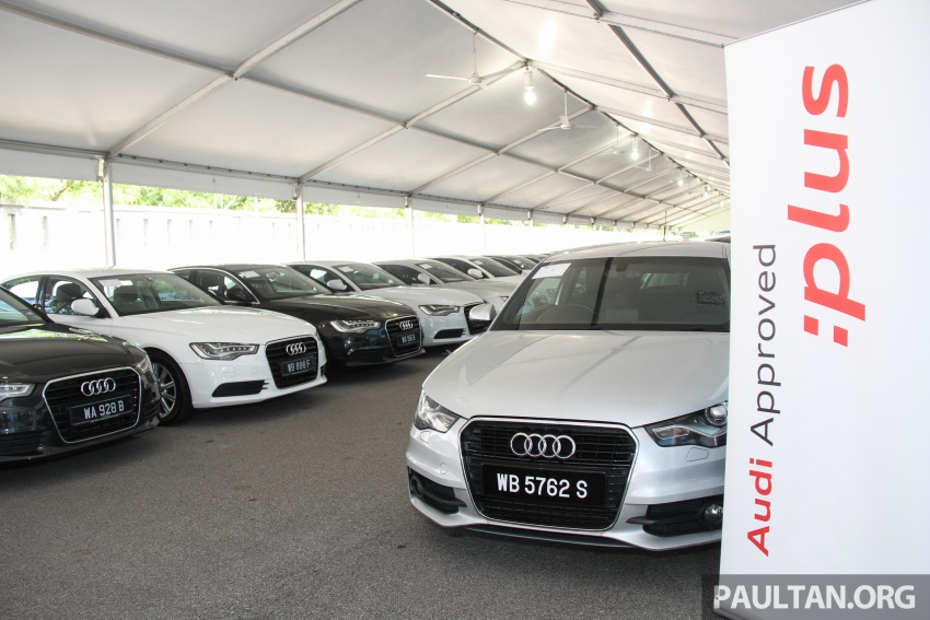 Audi Raya deals – A1 to Q7, prices start from RM70k Image #660595