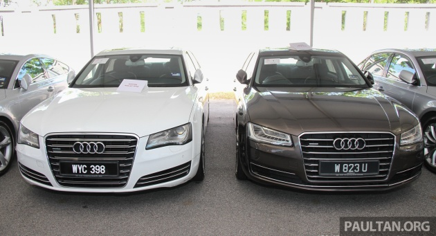 Audi Dealer Euromobil Is Offering A Number Of Pre Owned Vehicles At Very Attractive Prices And They Can Be Found The Drb Hicom Autofest 2017