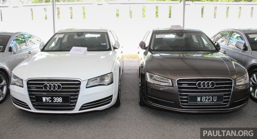 Audi Raya deals – A1 to Q7, prices start from RM70k Image #660597