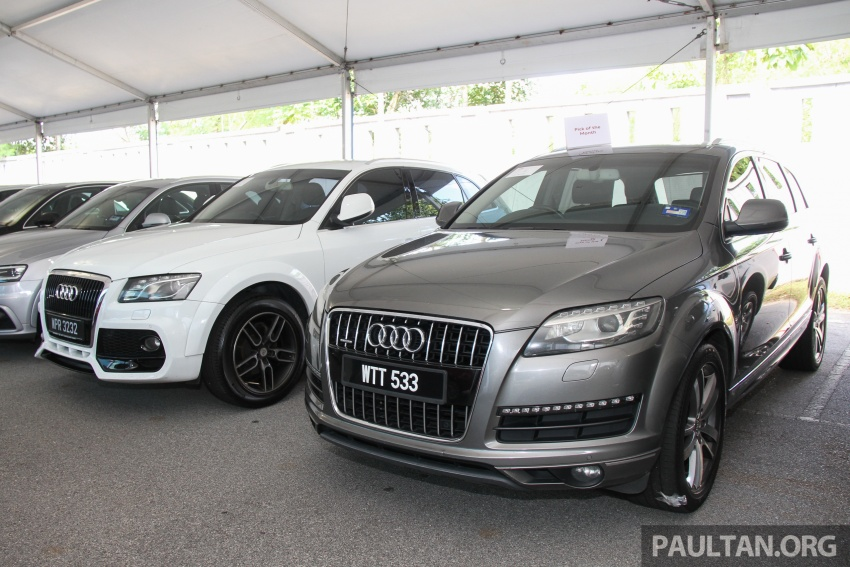 Audi Raya deals – A1 to Q7, prices start from RM70k Image #660598