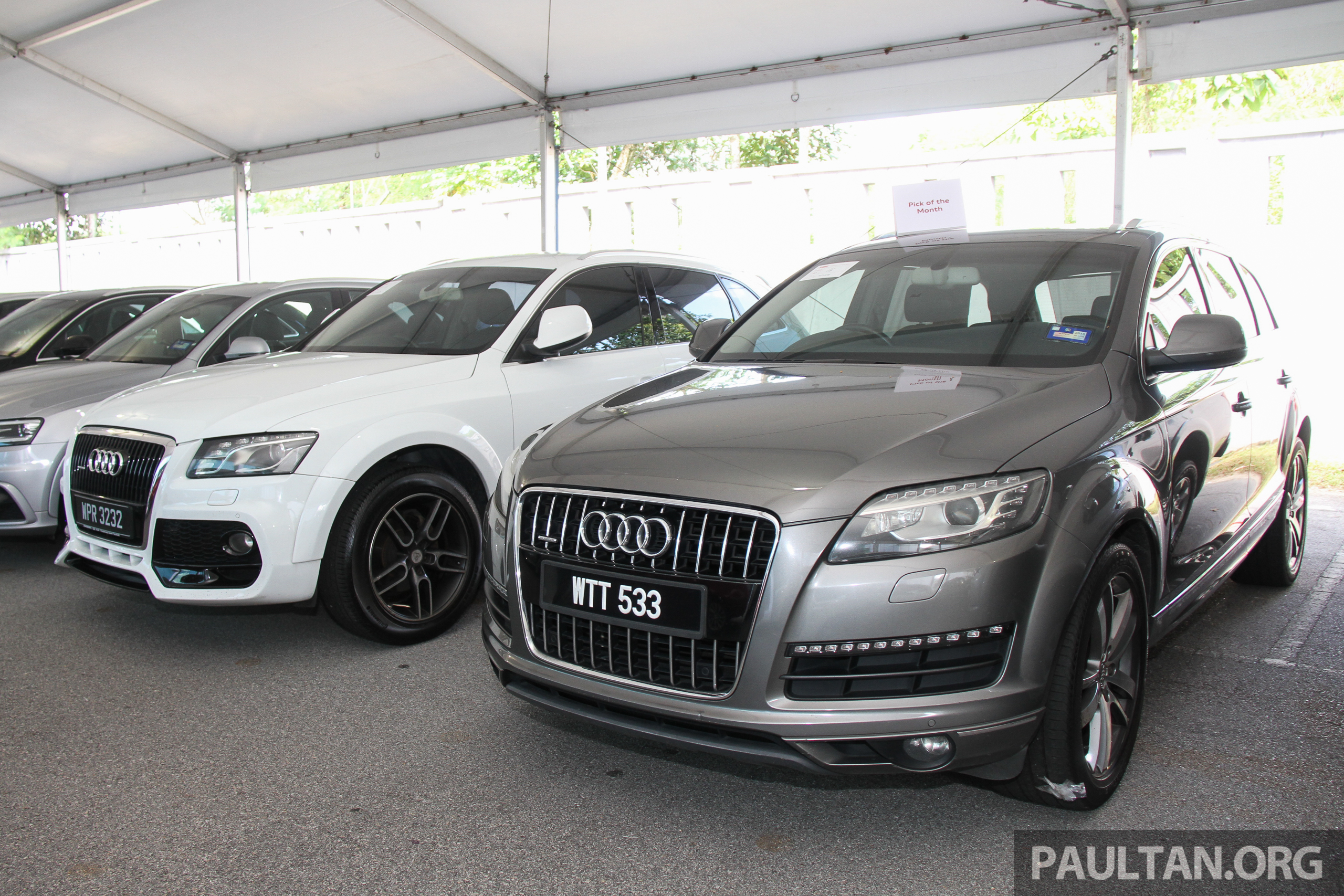 Audi Raya Deals A1 To Q7 Prices Start From Rm70k Paul
