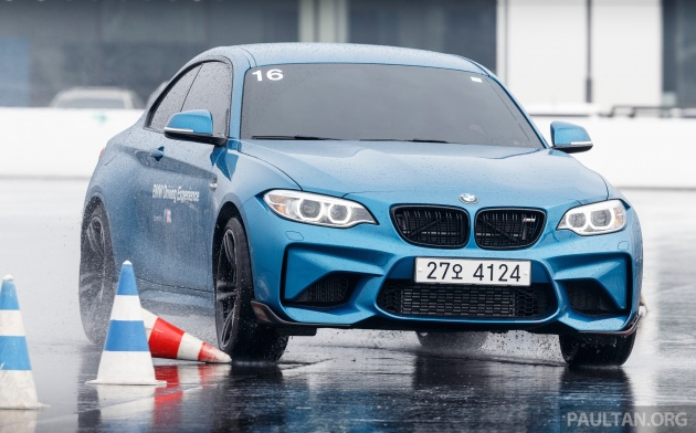 BMW M division confirms development of hybrid cars