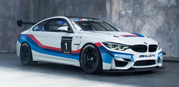 New Bmw M4 Gt4 Race Car Goes On Sale Faces Nurburgring 24 Hours
