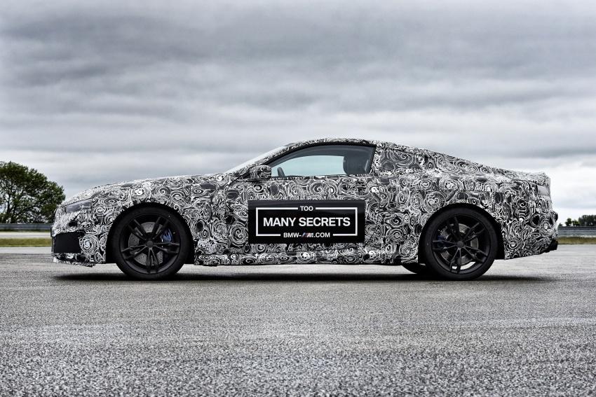 BMW M8 and M8 GTE Le Mans race car confirmed Image #664800