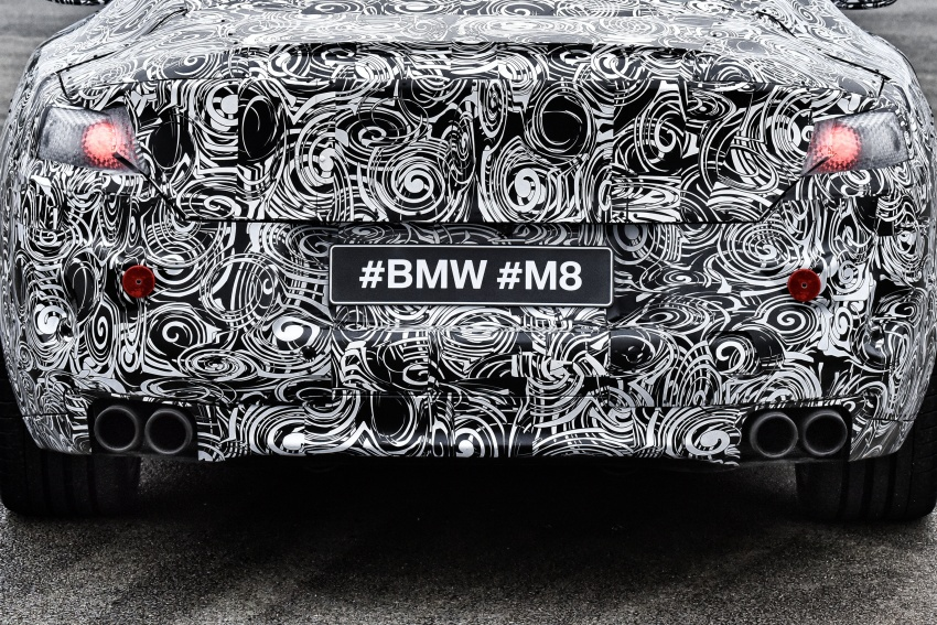BMW M8 and M8 GTE Le Mans race car confirmed Image #664801