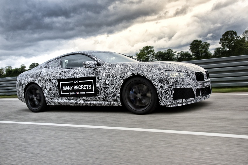 BMW M8 and M8 GTE Le Mans race car confirmed Image #664806