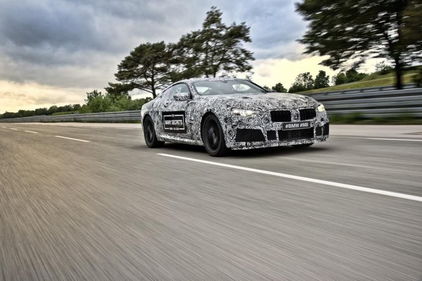 BMW M8 and M8 GTE Le Mans race car confirmed Image #664807