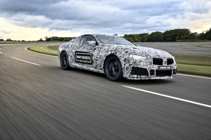 BMW M8 and M8 GTE Le Mans race car confirmed Image #664808
