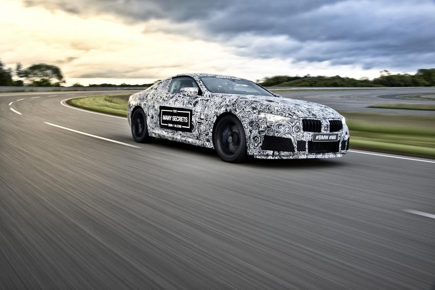 BMW M8 and M8 GTE Le Mans race car confirmed Image #664809