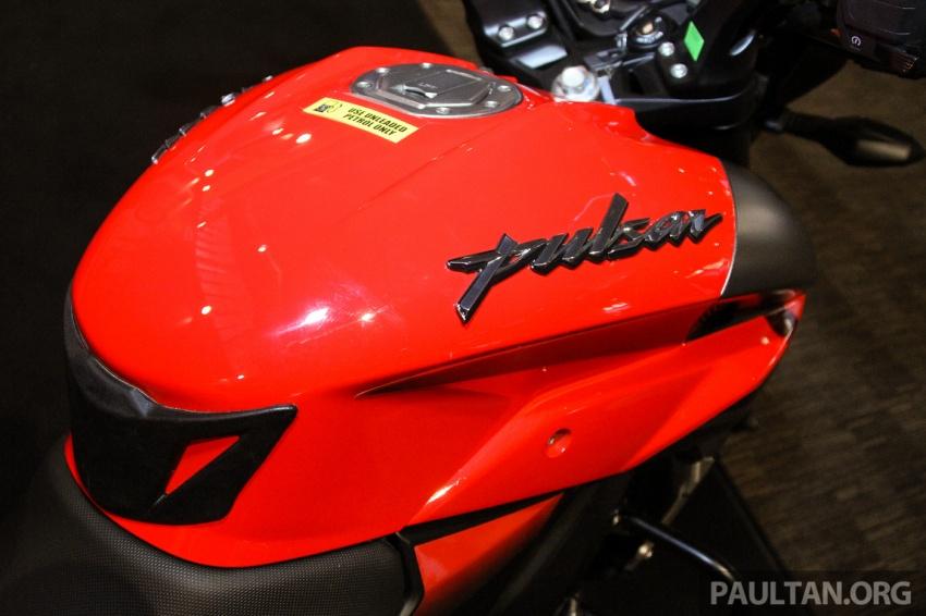 Modenas Pulsar RS200 dan NS200 dilancarkan – enjin 199.5 cc, 24.5 PS dan 18.6 Nm, harga dari RM9,222 Image #660769