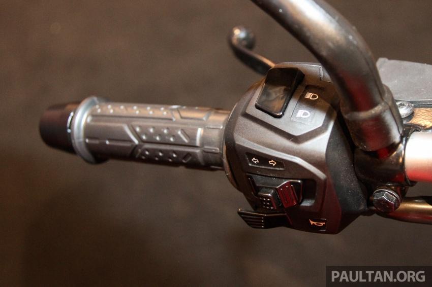 Modenas Pulsar RS200 dan NS200 dilancarkan – enjin 199.5 cc, 24.5 PS dan 18.6 Nm, harga dari RM9,222 Image #660770