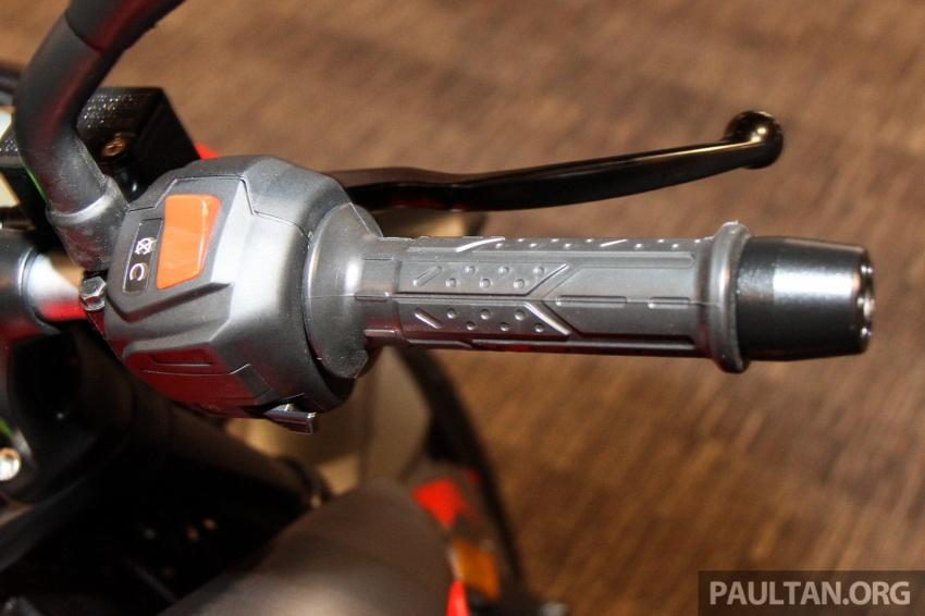 Modenas Pulsar RS200 dan NS200 dilancarkan – enjin 199.5 cc, 24.5 PS dan 18.6 Nm, harga dari RM9,222 Image #660771