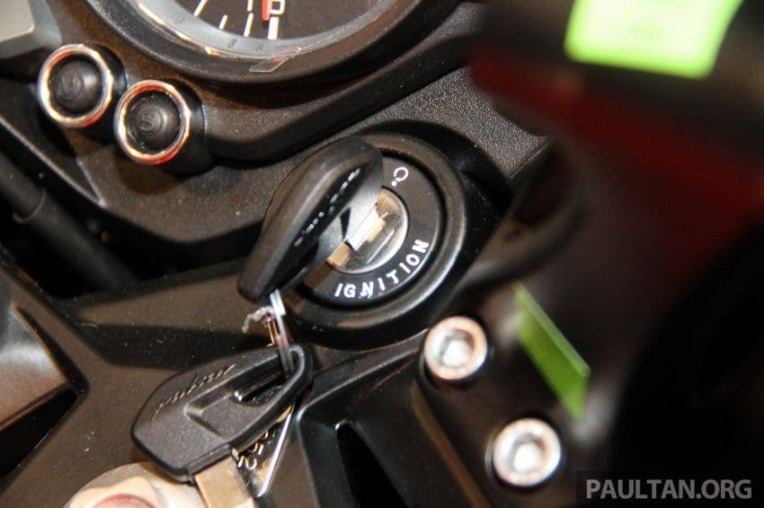 Modenas Pulsar RS200 dan NS200 dilancarkan – enjin 199.5 cc, 24.5 PS dan 18.6 Nm, harga dari RM9,222 Image #660773