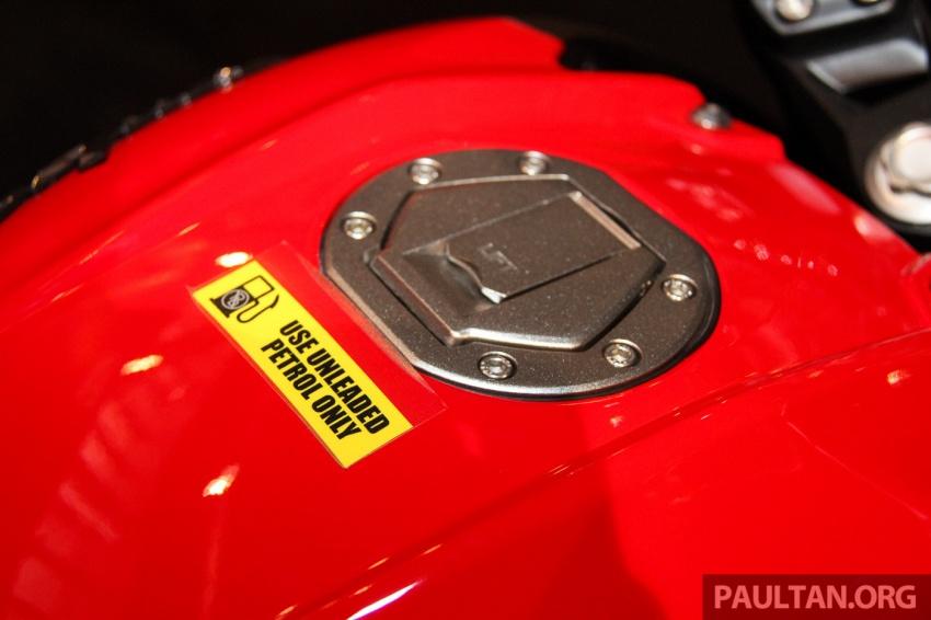 Modenas Pulsar RS200 dan NS200 dilancarkan – enjin 199.5 cc, 24.5 PS dan 18.6 Nm, harga dari RM9,222 Image #660774