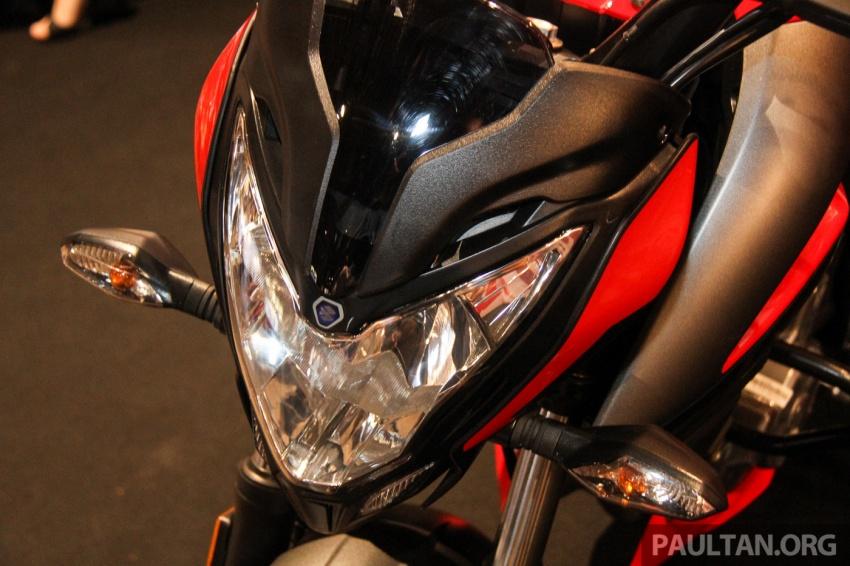 Modenas Pulsar RS200 dan NS200 dilancarkan – enjin 199.5 cc, 24.5 PS dan 18.6 Nm, harga dari RM9,222 Image #660777