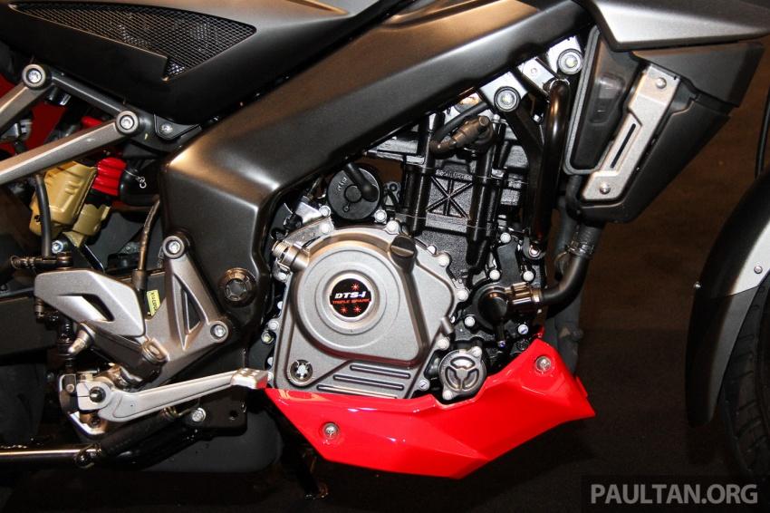 Modenas Pulsar RS200 dan NS200 dilancarkan – enjin 199.5 cc, 24.5 PS dan 18.6 Nm, harga dari RM9,222 Image #660759