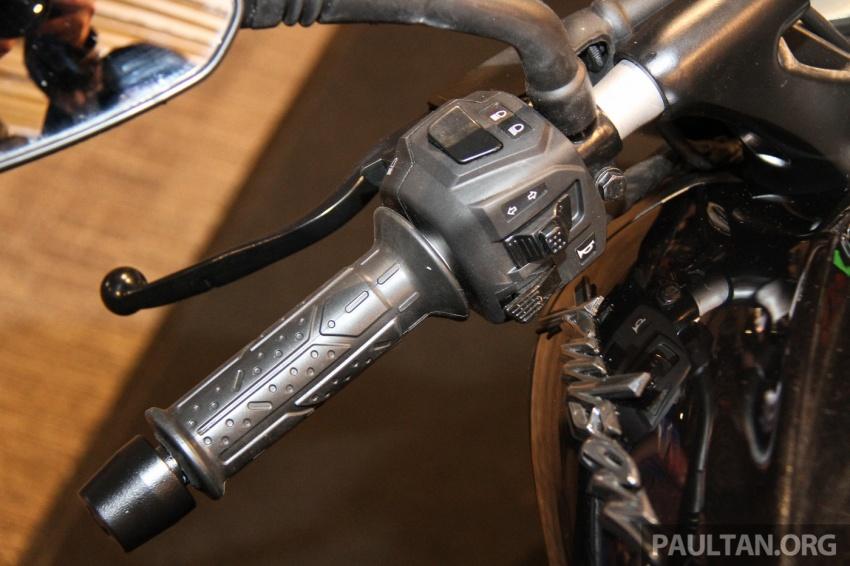 Modenas Pulsar RS200 dan NS200 dilancarkan – enjin 199.5 cc, 24.5 PS dan 18.6 Nm, harga dari RM9,222 Image #660785