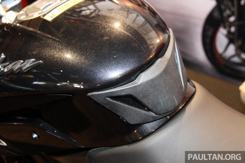 Modenas Pulsar RS200 dan NS200 dilancarkan – enjin 199.5 cc, 24.5 PS dan 18.6 Nm, harga dari RM9,222 Image #660786