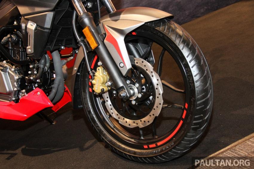 Modenas Pulsar RS200 dan NS200 dilancarkan – enjin 199.5 cc, 24.5 PS dan 18.6 Nm, harga dari RM9,222 Image #660761