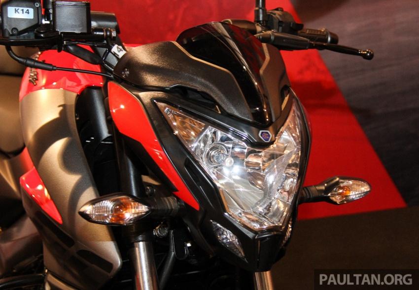 Modenas Pulsar RS200 dan NS200 dilancarkan – enjin 199.5 cc, 24.5 PS dan 18.6 Nm, harga dari RM9,222 Image #660762