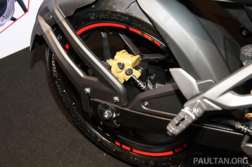 Modenas Pulsar RS200 dan NS200 dilancarkan – enjin 199.5 cc, 24.5 PS dan 18.6 Nm, harga dari RM9,222 Image #660766