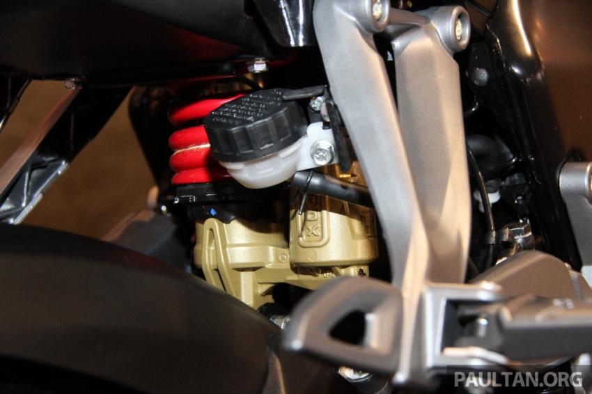 Modenas Pulsar RS200 dan NS200 dilancarkan – enjin 199.5 cc, 24.5 PS dan 18.6 Nm, harga dari RM9,222 Image #660830