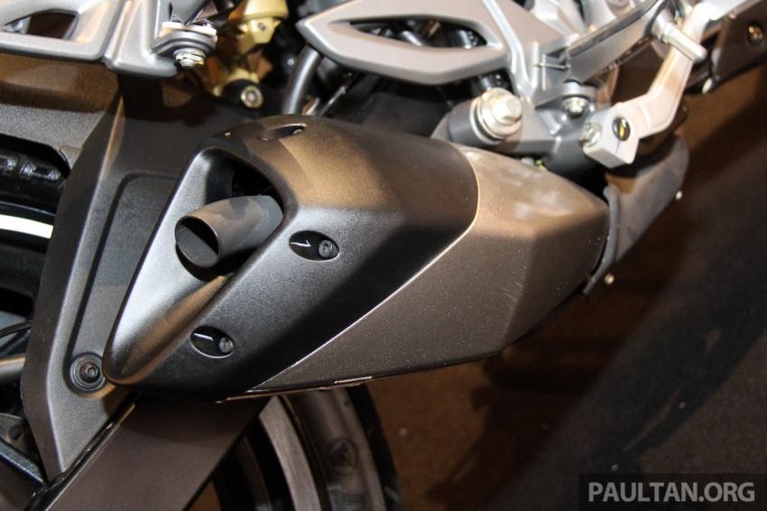 Modenas Pulsar RS200 dan NS200 dilancarkan – enjin 199.5 cc, 24.5 PS dan 18.6 Nm, harga dari RM9,222 Image #660834