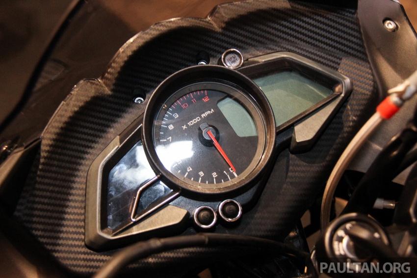 Modenas Pulsar RS200 dan NS200 dilancarkan – enjin 199.5 cc, 24.5 PS dan 18.6 Nm, harga dari RM9,222 Image #660837