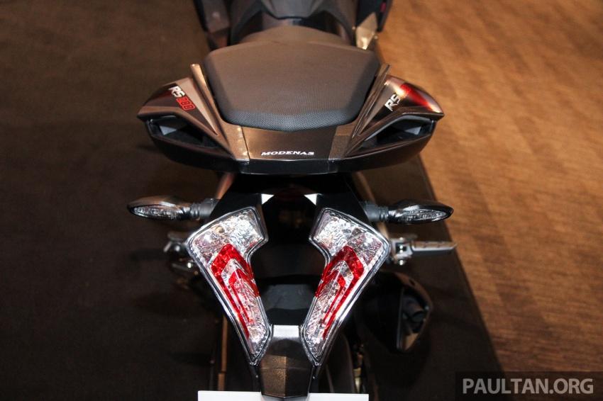 Modenas Pulsar RS200 dan NS200 dilancarkan – enjin 199.5 cc, 24.5 PS dan 18.6 Nm, harga dari RM9,222 Image #660840