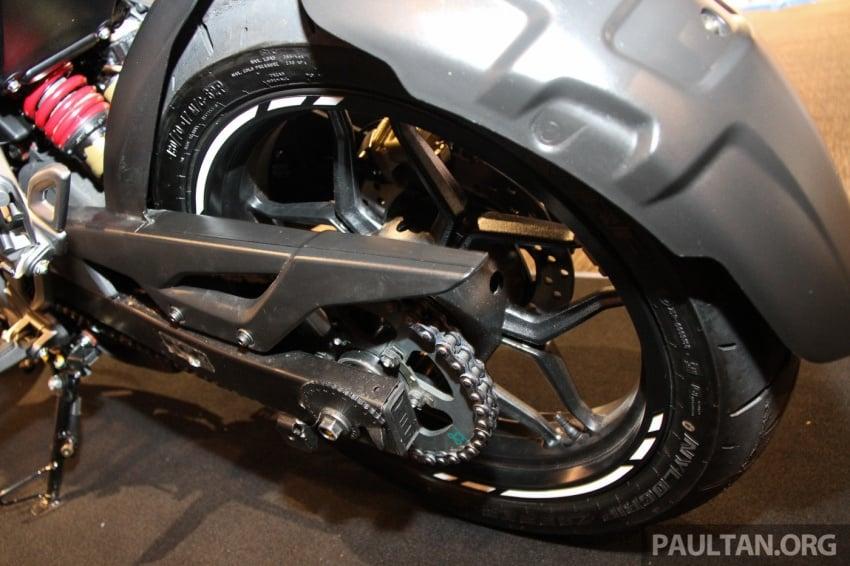 Modenas Pulsar RS200 dan NS200 dilancarkan – enjin 199.5 cc, 24.5 PS dan 18.6 Nm, harga dari RM9,222 Image #660841