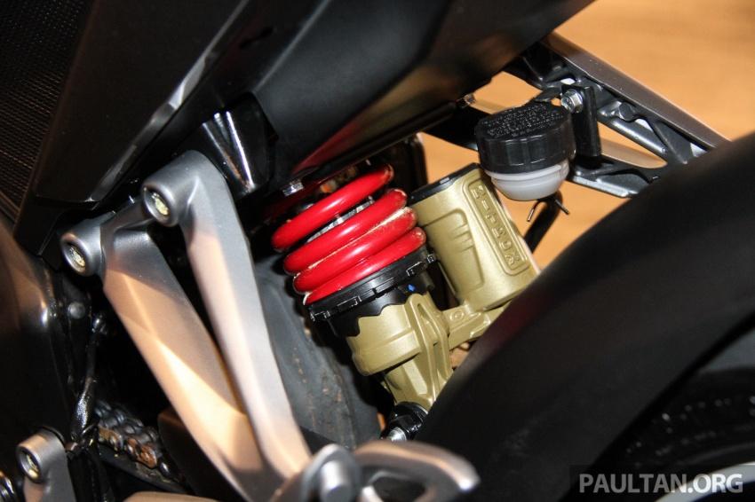 Modenas Pulsar RS200 dan NS200 dilancarkan – enjin 199.5 cc, 24.5 PS dan 18.6 Nm, harga dari RM9,222 Image #660843